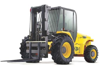 Rough Terrain Fixed Mast Forklift